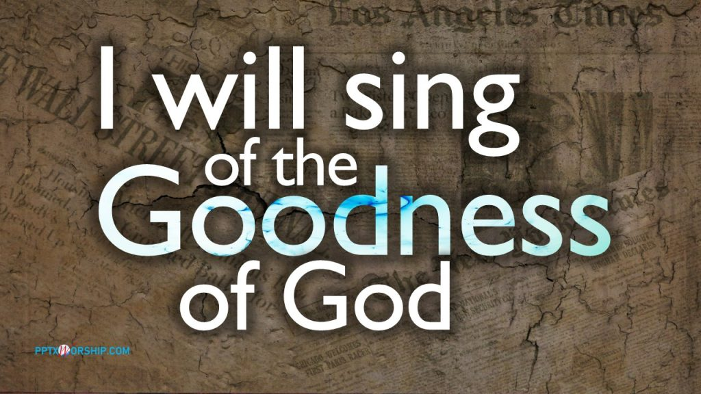 Goodness of God (All My Life You Have Been Faithful) Bethel