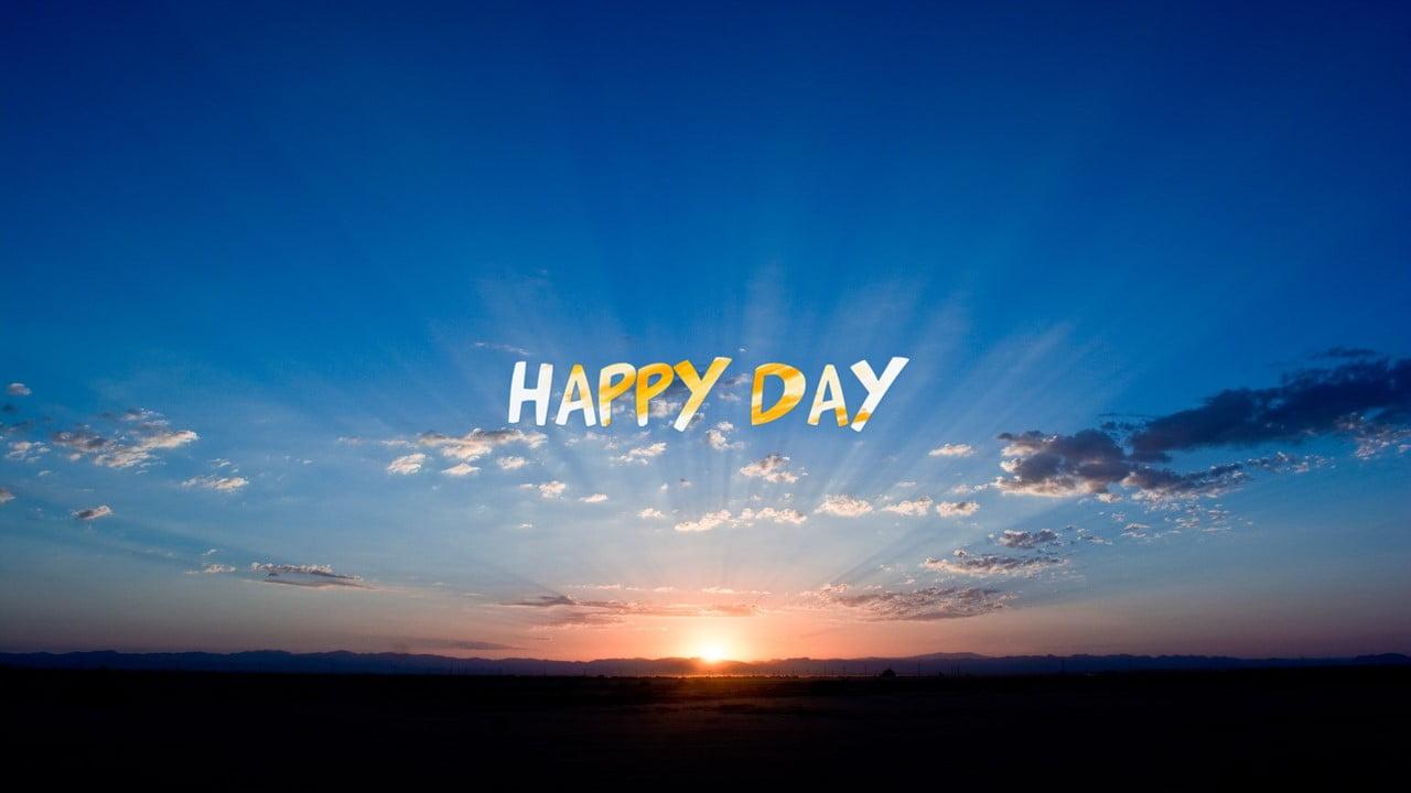 Happy Day Tim Hughes Lyrics PPTX Worship songs Free download PowerPoint Template presentation PPTXWorship.com