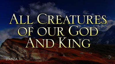 All Creatures of God