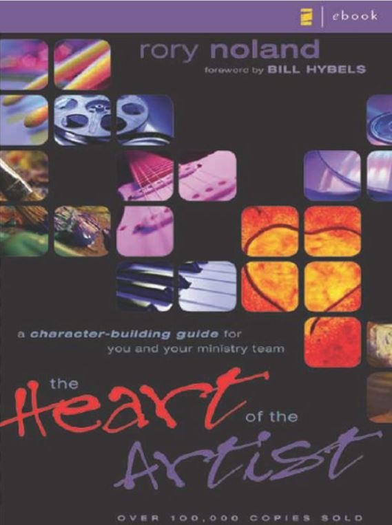heart of the artist rory noland