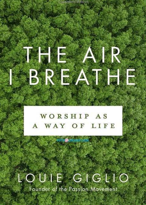 the air I breathe giglio