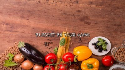 Blessed Be Your Name Matt Redman PPTX Worship