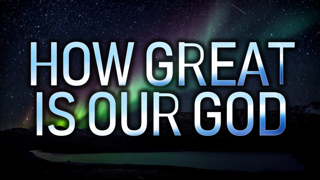 How Great is Our God – Chris Tomlin Free PPTX Download