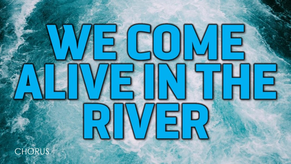 In The River (Jesus Culture) Free PowerPoint Worship Download