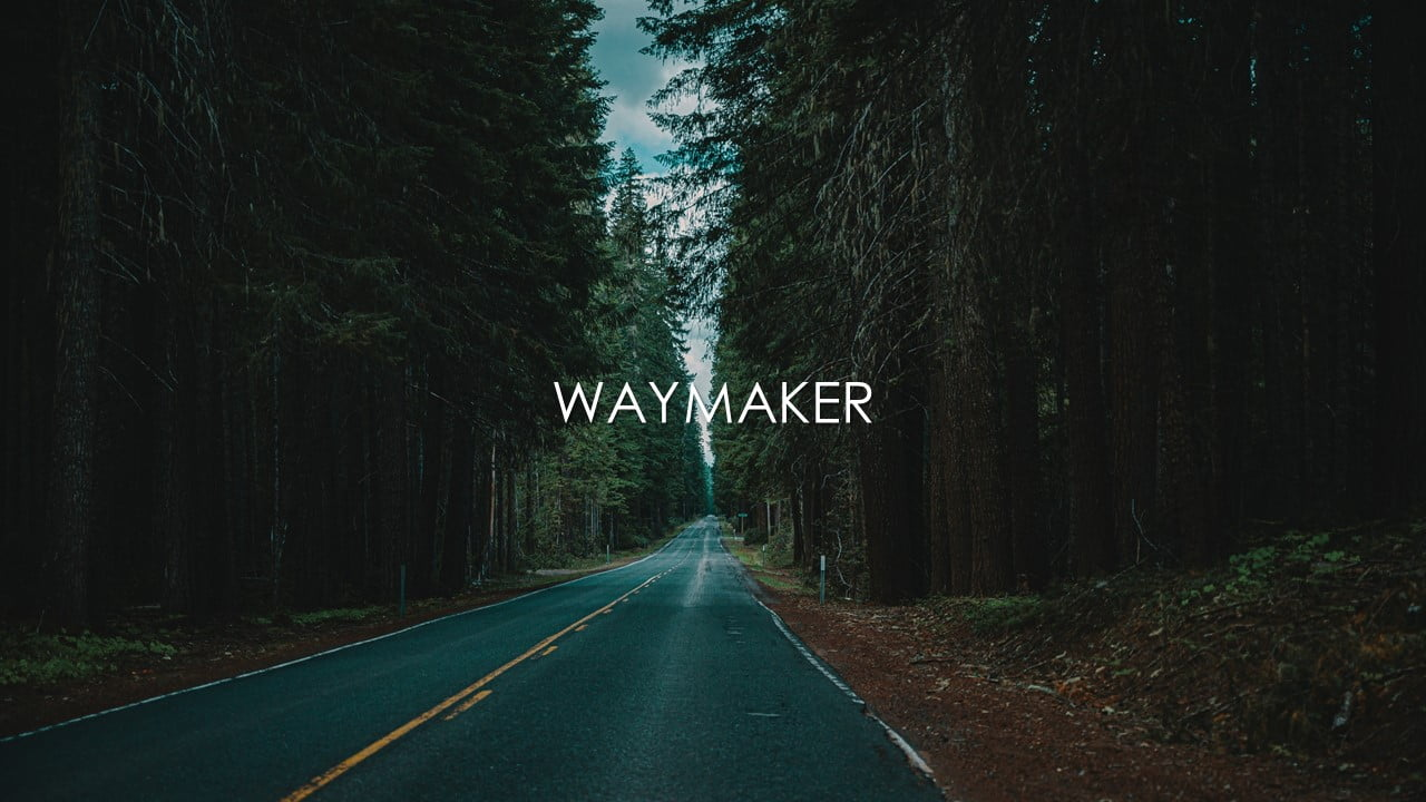 Way Maker