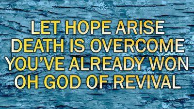 God of Revival (Bethel) v1