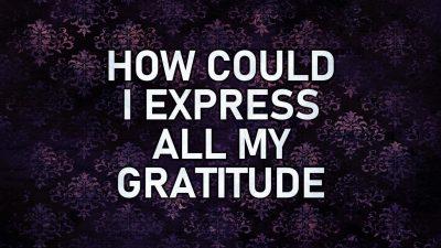 Gratitude (Brandon Lake)